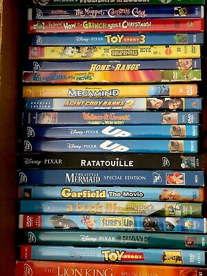 Disney DVD (Various)