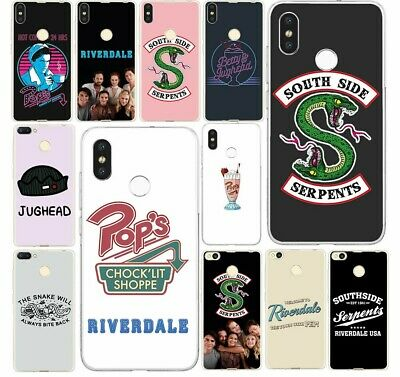 Riverdale South Side Serpents Hard Phone Cover Case for Xiaomi Redmi 6A 4A S2