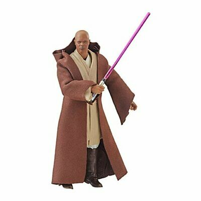 Star Wars The Black Series MACE WINDU 6-Inch Figure Presale
