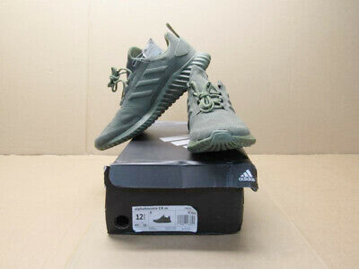 df6041be2 adidas Performance Men s Alphabounce CR m Running Shoe Size 12.5 Green  Carbon