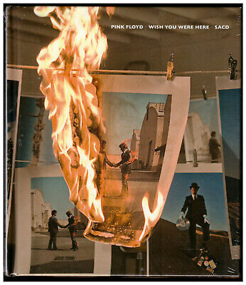Audiophile SACD Pink Floyd - Wish You Were Here SEALED