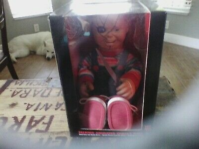 Talking Animated Chucky Doll From Bride of Chucky Movie