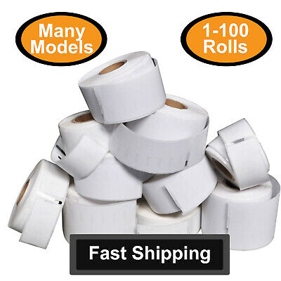 Compatible Label Rolls for Dymo 99010 99012 99014 11352 11354 11355 11356