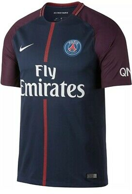 Nike Paris Saint-Germain Home Stadium Jersey 847269-430 Size M
