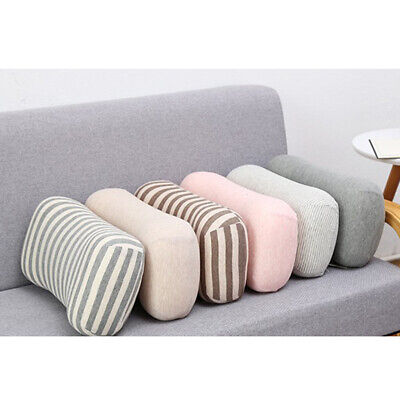 Memory Foam Seat Chair Lumbar Back Support Cushion Pillow For Office Car