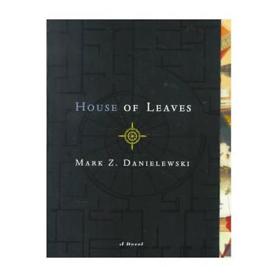 House of Leaves by Mark Z. Danielewski (author)
