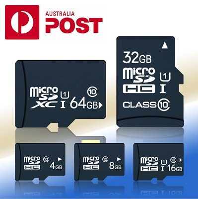 8GB/16GB/32GB Micro SD Class 10 SDHC Memory Card Flash TF New