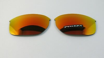 7dd55e42b3a Oakley Sliver Edge Prizm Ruby Iridium Replacement Lenses NEW RARE