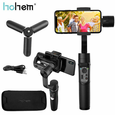 Hohem iSteady Mobile 3-Axis Handheld Gimbal Stabilizer 1/4'' Screw for Cellphone
