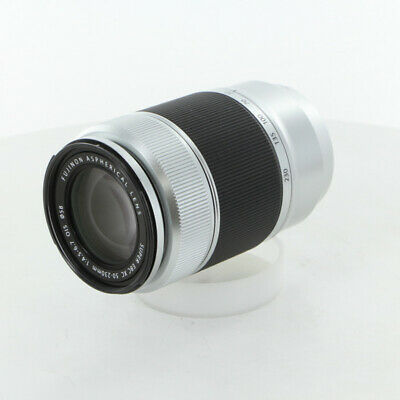 Fujifilm Fujinon ASPH Super EBC XC 50-230mm F/4.5-6.7 OIS Silver Lens from Japan