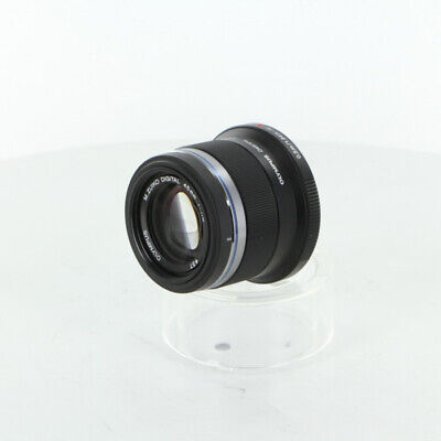 [EXCELLENT+++] OLYMPUS M. Zuiko Digital 45mm F/1.8 Black Lens from Japan