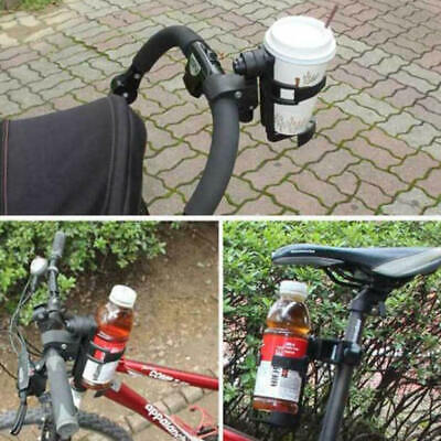 Water Bottle Drink Cup Holder Mount Cages for Motorcycle  Baby Stroller new