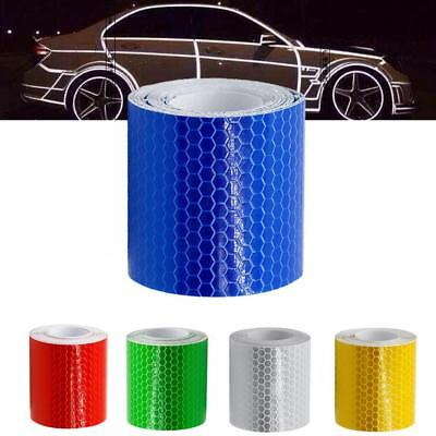 5cm*300cm Reflective Tape Stickers Car Styling For Automobiles Safe Material BE