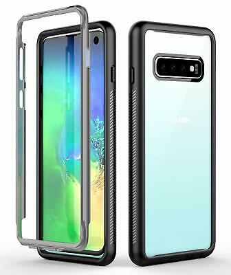 For Samsung S10e S10 plus Case Anti-Scratch Shockproof Built-in Screen Protector