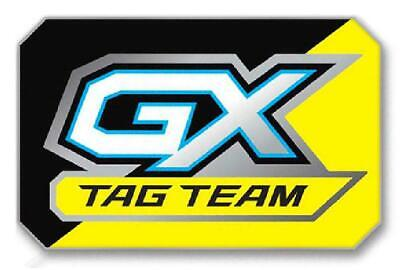 Pokemon 2019 Spring Tag Team Collector''s Tins Metal GX Marker Near Mint
