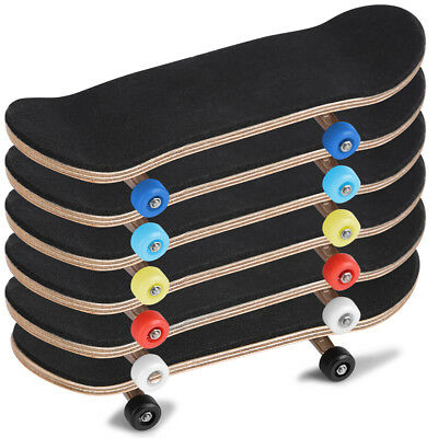 Skateboard Toys Finger Board Tech Deck Boy Kids Children Gifts 5 Layered Wood