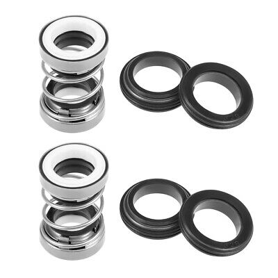 Mechanical Shaft Seal Replacement for Pool Spa Pump 2pcs 202-16