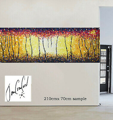 Australia painting non aboriginal art original landscape canvas oil abstract