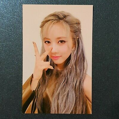 Yoohyeon - Official Photocard Dream Catcher 3rd Mini Album Alone In the City