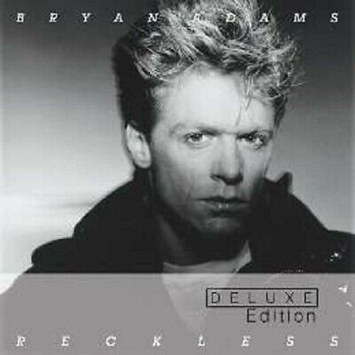 Bryan Adams - Reckless (30th Anniversary) (Deluxe Remastered Edition) (Musik-CD)