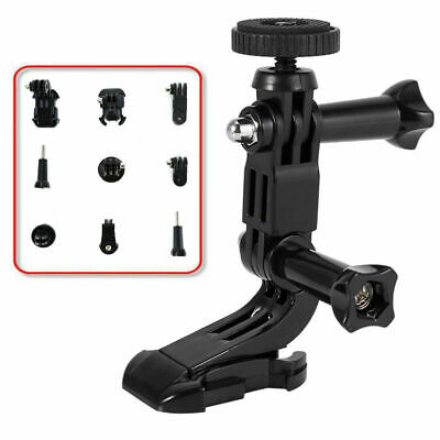 Durable Black Tripod Mount Adapter 9pcs/set Accessories For Gopro Hero Camera ZH