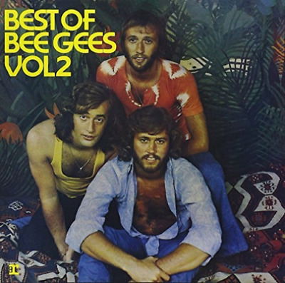 BEE GEES BEST OF VOL 2 NEW Very Rare 2008 CD Album Greatest Hits Gift Idea