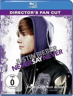 Justin Bieber: Never Say Never   Blu-Ray New!