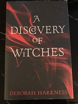 A Discovery Of Witches Hardback By Deborah Harkness. All Souls Trilogy