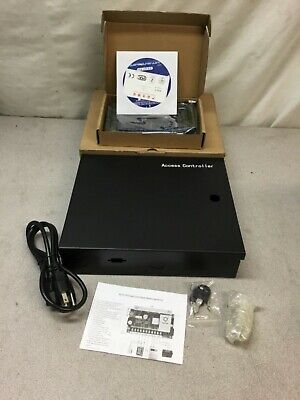 NEW TCP/IP Access Control System Access Controller, Power Supply Box, Software