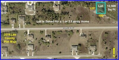 FLORIDA 1 or 2 Family Home Lot Lehigh Acres Cape Coral Ft Fort Myers Naples fl