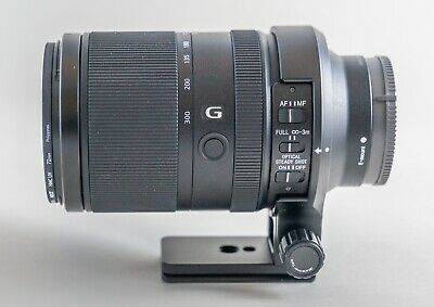 Sony FE 70 -300mm F/4.5-5.6 G OSS - With EXTRAS Excellent Plus
