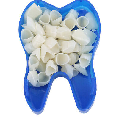 1 Box Pro Dentist Dental Temporary Crown Material Anterior Teeth Stickers S