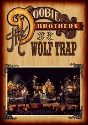 The Doobie Brothers - Live At Wolf Trap  Dvd Classic Rock & Pop New!