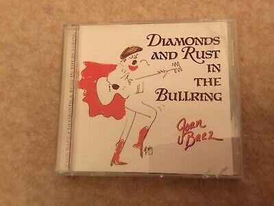 Joan Baez/diamonds And Rust In The Bullring Cd