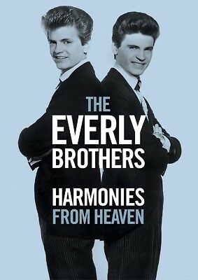 The Everly Brothers - Harmonies From Heaven   Blu-Ray+Dvd New!