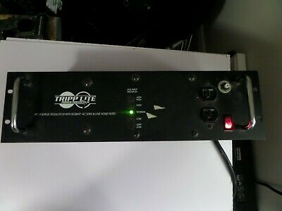 Tripp Lite AC Voltage Regulator Rack Mount Power Conditioner 2400W  LCR-2400