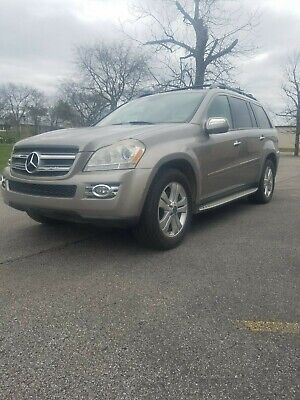 2009 Mercedes-Benz GL-Class  2009 mercedes GL 450 REPAIRABLE OR FOR PARTS