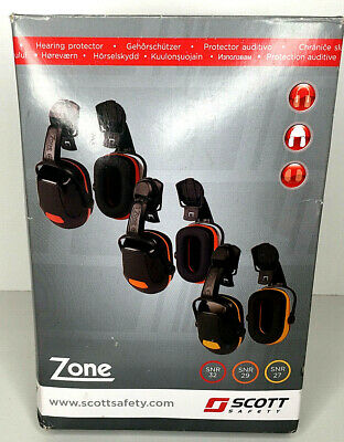Scott Hearing Protector Zone 3 (Part Code Z3Ihme)