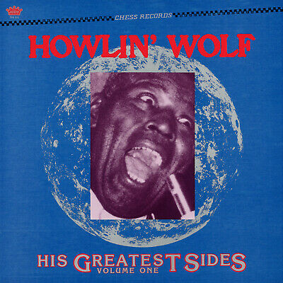 "Howlin' Wolf - ""His Greatest Sides Vol. 1"" NEW SEALED COLORED VINYL LP - Jackpot"