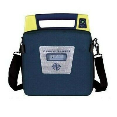 Cardiac Science Powerheart G3 AED Trainer. Case, Remote, Pads have been used.