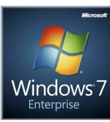 WINDOWS 7 Enterprise Product Activation KEY code 32/64-Bit Win7 Enterprise
