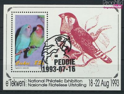 complete Issue South Africa Transkei Block10 Fine Used / Cancelle 9253084