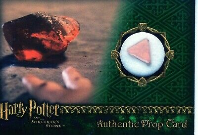 Harry Potter Ss Prop Card Sorcerers Stone #173/265! Very Rare