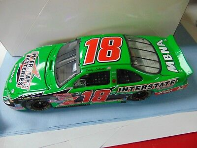2002 Bobby Labonte Interstate Batteries Pontiac Grand Prix Action 1 24 Nascar
