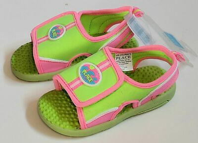 NEW The Childrens Place Toddler Girls Sandals M (7-8) OR L (9-10)