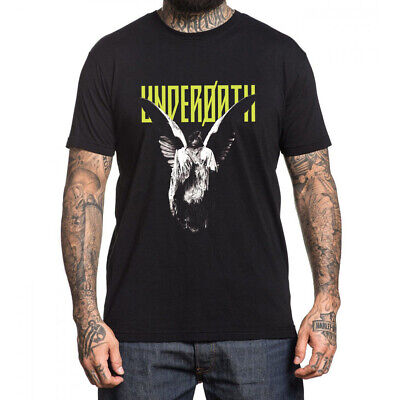 Underoath Shirt American Rock Band Music Tour 2019 Men Black T-shirt S-2XL