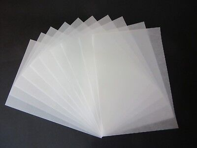 TRANSLUCENT YUPO PAPER 80GSM - Pack of 10