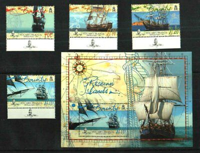 Pitcairn Islands 2005 Year Complete Commemorative Issues Mnh