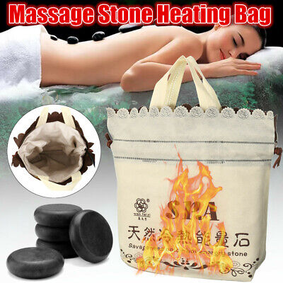SPA Massage Hot Stone Heating Bag Warmer Heater Device for Salon SPA Beauty