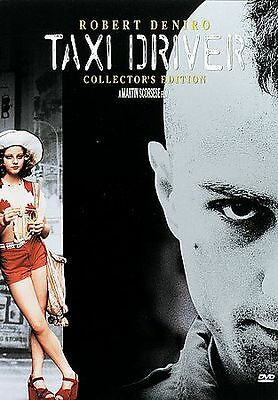 Taxi Driver (Collector's Edition), Good DVD, Robert De Niro, Jodie Foster, Cybil